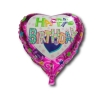Mylar Balloon 15 inch-Click to View Product Details