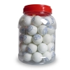 Ping Pong Balls: White-Click to Zoom