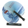Blossom Oriental Paper Fan-Click to View Product Details