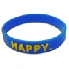Silicone Bracelet Raised Type-Click to View Product Details