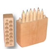 Wooden Pencil Box Set (Deluxe)-Click to View Product Details