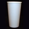 20 Ounce White Paper Cup-Click to View Product Details
