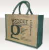 Jute Shopping Tote-Click to View Product Details