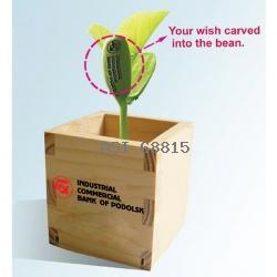 Magic Message Bean-Click to View Full Size